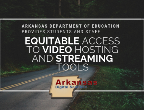 ADE Provides Students and Staff Equitable Access to Video Hosting and Streaming Tools
