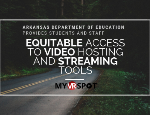 Arkansas Provides Staff and Students Equitable Access to Diverse Technology Tools | MyVRSpot Profile
