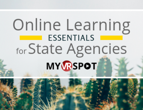 Online Learning Essentials for State Agencies | MyVRSpot Profile