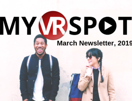 March 2019 Newsletter | MyVRSpot
