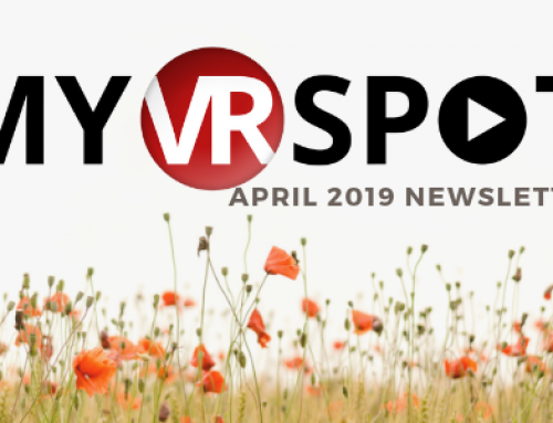 April 2019 Newsletter | MyVRSpot