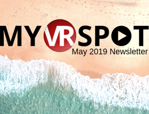 May 2019 Newsletter | MyVRSpot
