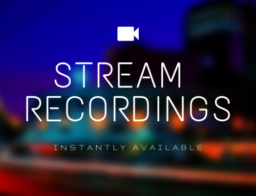 Product Update: Automatically Publish Live Stream Recordings onto Your Webpage