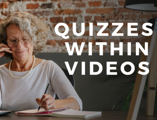Quizzes Within Videos – SmartSpot