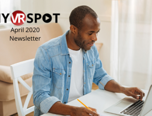 April 2020 | MyVRSpot Newsletters