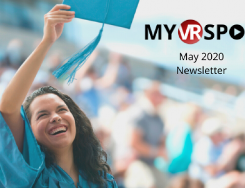 May 2020 | MyVRSpot Newsletters
