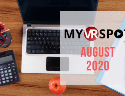 August 2020 | MyVRSpot Newsletters