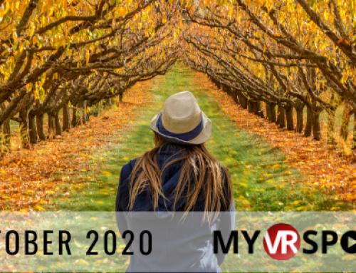 October 2020 | MyVRSpot Newsletters