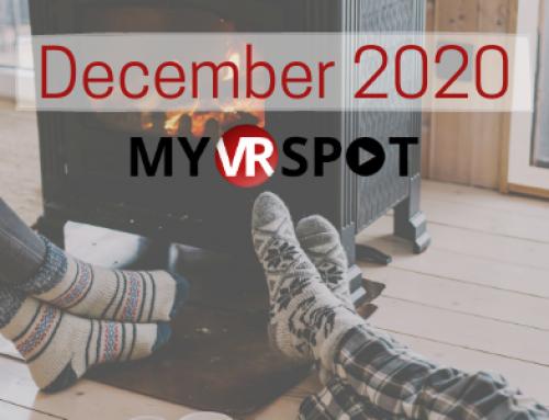 December 2020 | MyVRSpot Newsletters