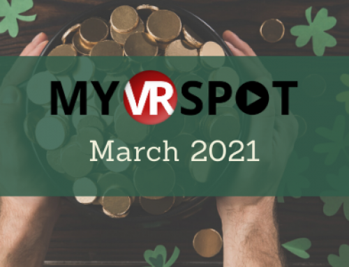 March 2021 | MyVRSpot Newsletters