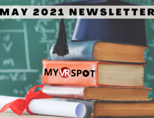 May 2021 | MyVRSpot Newsletters