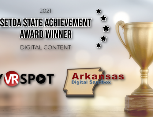 MyVRSpot and ADE Honored with SETDA State Achievement Award