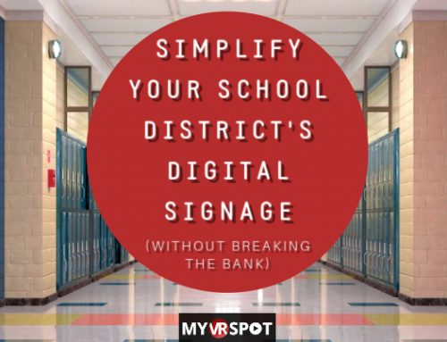Simplify Your School District's Digital Signage (Without Breaking the Bank)